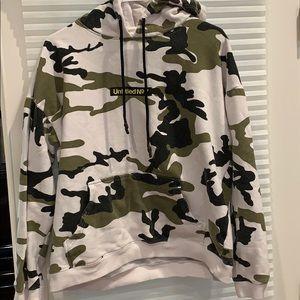 Loose fit camp hoodie